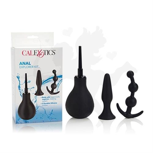 Vibrador Anal Explorer Kit