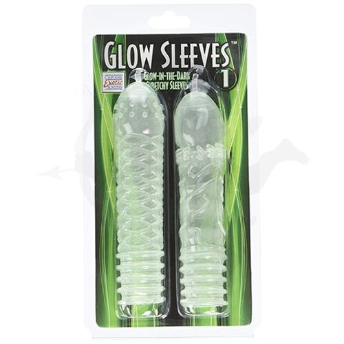 Fundas Glow Sleeves X2